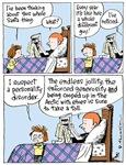 Santa's Personality Disorder