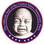 Official Seal Of The Democratic Party