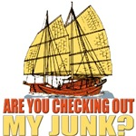 Are You Checking Out My Junk?