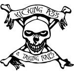 Kicking Ass & Taking Naps