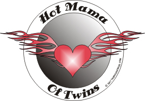 HOT MAMA OF TWINS