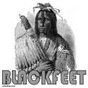 BLACKFEET INDIAN CHIEF T-SHIRTS AND GIFTS