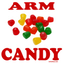 ARM CANDY T-SHIRTS AND GIFTS