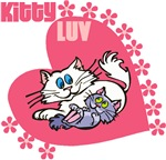Kitty Love Cat Lovers
