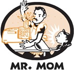 Mr. Mom gifts for dad