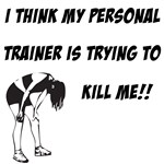 Trainer trying to kill me