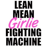 Girlie fighting machine