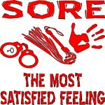 Sore The Most Satisfied Feeling S&M