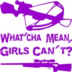 What'Cha Mean Girls Can't?