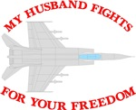 Husband Fights 4 Your Freedom