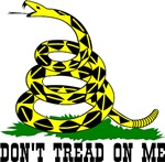 Gadsden Snake Don't Tread On Me