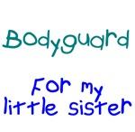 Bodyguard Little Sister