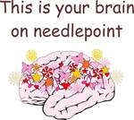 This Is Your Brain on Needlepoint