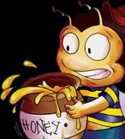 Bugville Critters: Honey Mess