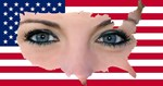 Brave and Bright American Eyes