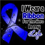 Ribbon Hero in My Life Colon Cancer Shirts