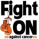 Kidney Cancer Fight On Slogan Shirts