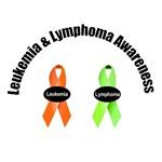 Leukemia & Lymphoma Awareness T-Shirts