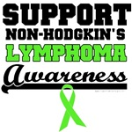 Support Non-Hodgkin's Lymphoma Awareness T-Shirts