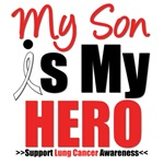 Lung Cancer Hero (Son) Shirts & Gifts