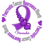 Pancreatic Cancer Month Awareness Month Shirts