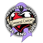 General Cancer Ribbon
