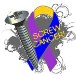 Screw Bladder Cancer Funny Shirts and Gifts