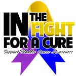 In The Fight - Bladder Cancer Shirts