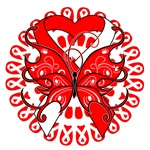 Oral Cancer Butterfly Shirts and Gifts