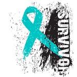 Survivor Cervical Cancer Shirts and Gifts