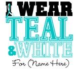 Custom Cervical Cancer Shirts