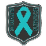 Ovarian Cancer Survivor Shirts and Gifts