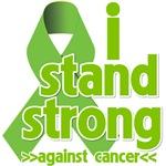 I Stand Strong Non-Hodgkin's Lymphoma Shirts