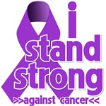 I Stand Strong Against Pancreatic Cancer Shirts