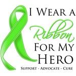 Ribbon Hero Non-Hodgkins Lymphoma Shirts