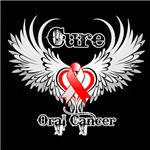 Cure Oral Cancer Shirts and Gifts