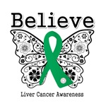 Believe - Liver Cancer Shirts and Gifts
