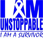 Unstoppable Colon Cancer Shirts and Gifts