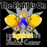 The Fight is On Against Bladder Cancer Shirts