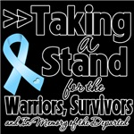 Taking a Stand Prostate Cancer Shirts