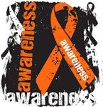 Kidney Cancer Awareness Grunge Shirts