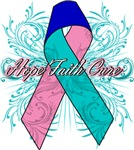 Thyroid Cancer Flourish Shirts and Gifts