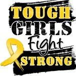 Tough Girls Fight Strong Shirts