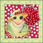 Miss Belle Frog