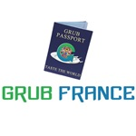 Grub France™ Bold Design