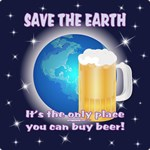 Save Earth for Beer