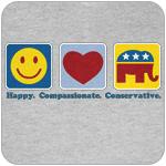 Happy Compassionate Conservative