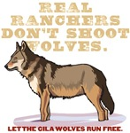 Real Ranchers Don't Shoot Wolves