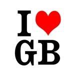 I heart GB