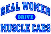 Real Women Drive Muscle Cars III